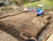 Foundation preparation